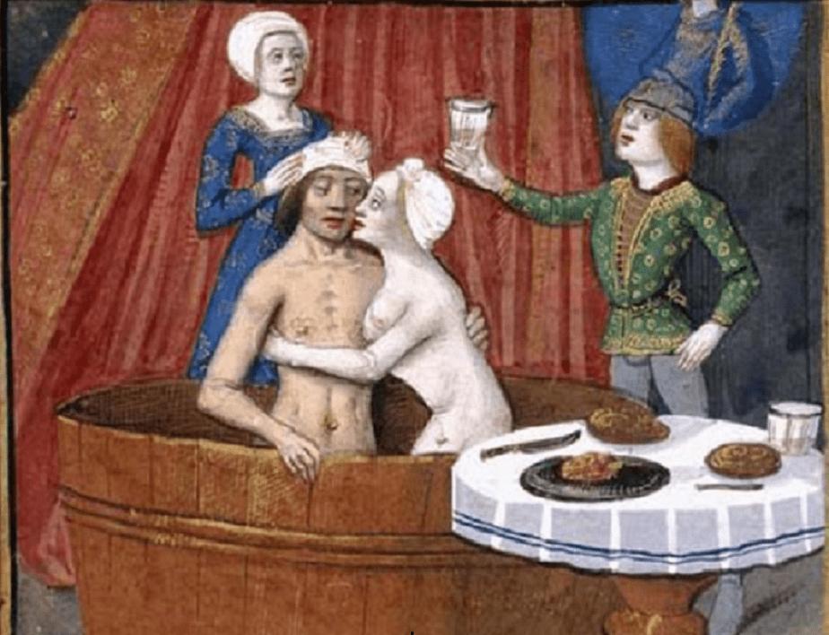 bain démonagerie