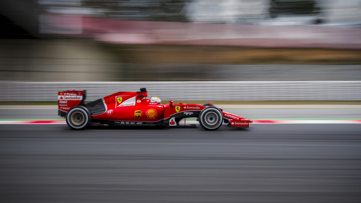 hight resolution of f1 car cost