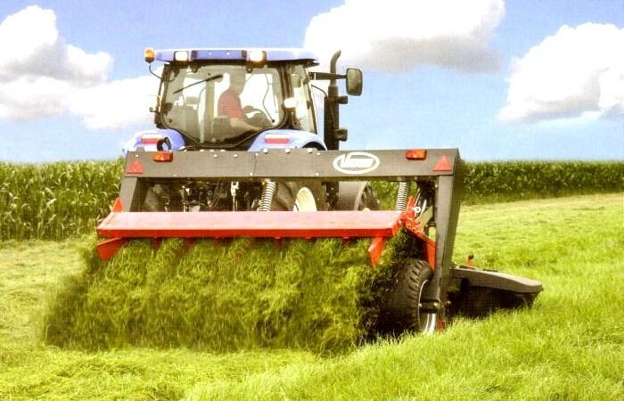 Μεταχειρισμένα γεωργικά μηχανήματα