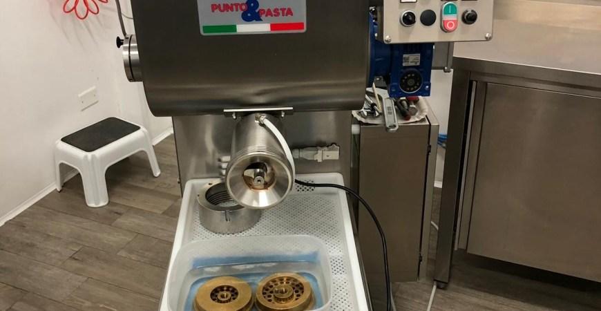 πωλήσεις μεταχειρισμένων μηχανημάτων ζυμαρικών