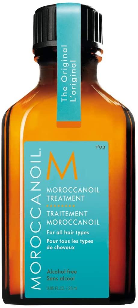 Έλαιο Maroccan για θεραπεία μαλλιών