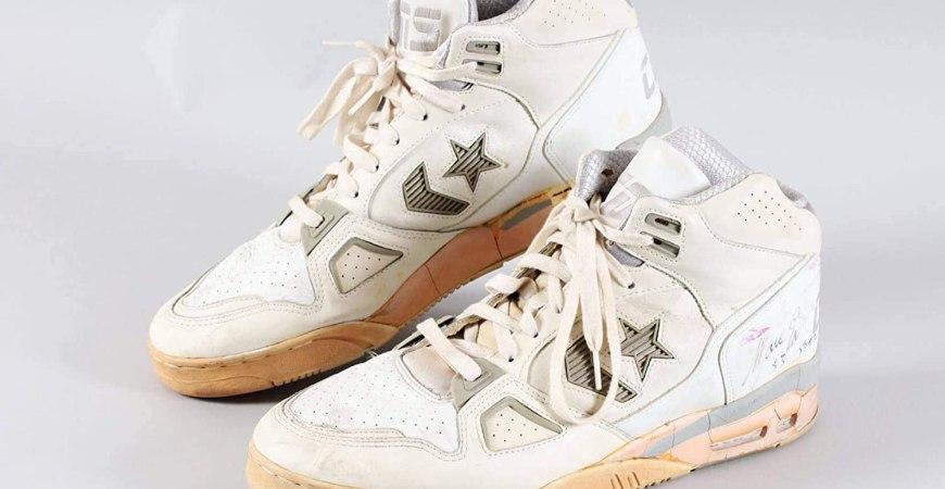 Πώληση μεταχειρισμένων παπουτσιών