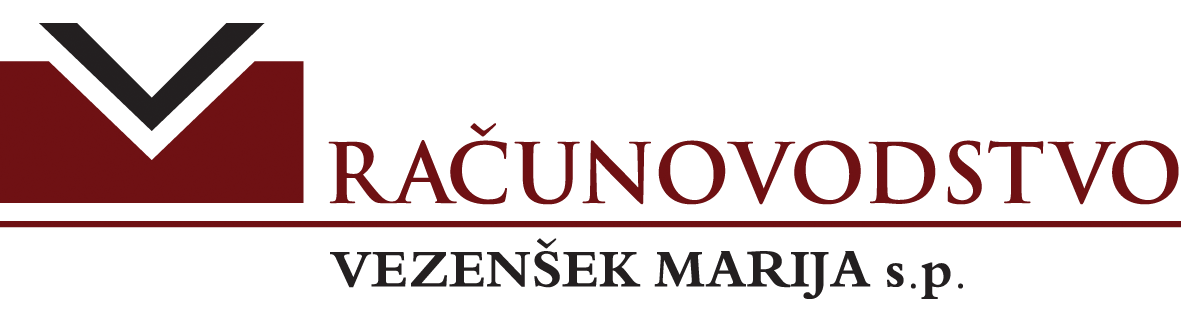 Logotip Računovodstvo Vezenšek