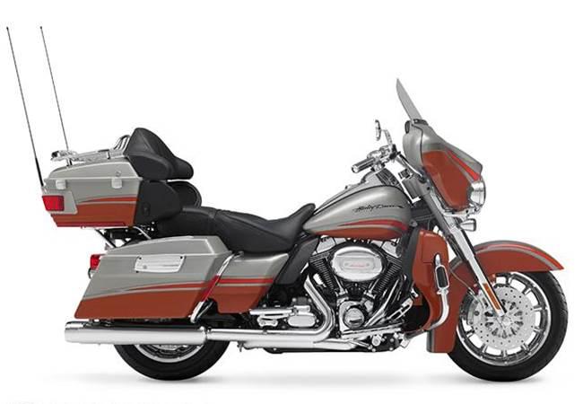 Harley Davidson Cruiser Model