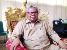 Kepala Badan Perencanaan Pembangunan Daerah (Bappeda) Provinsi Banten Hudaya Latucosina