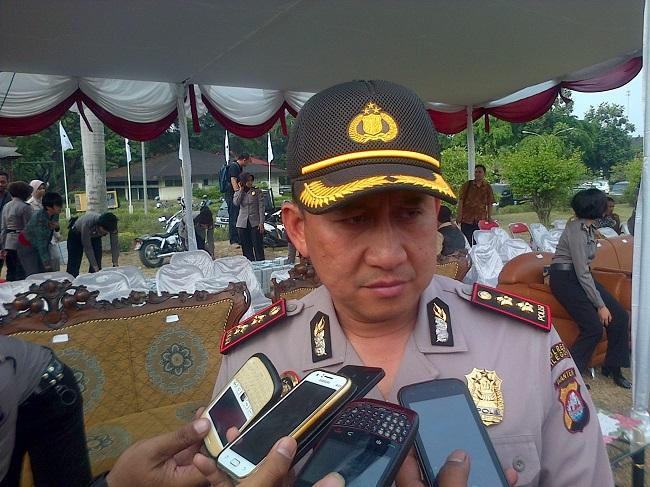 Kapolres Cilegon AKBP Anwar Sunarjo