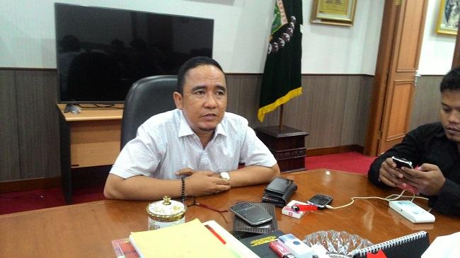 Ketua DPRD Provinsi Banten, Asep Rahmatullah