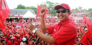 Ketua Fraksi PDI Perjuangan DPRD Kota Serang, Kevin Harinnusa