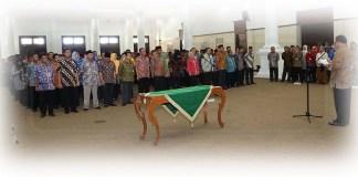Pelantikan Eselon IV Pemrpov Banten