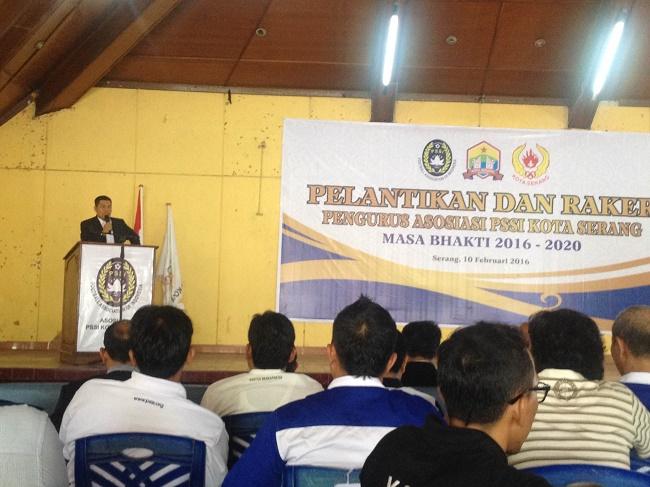 Asosiasi PSSI Kota Serang