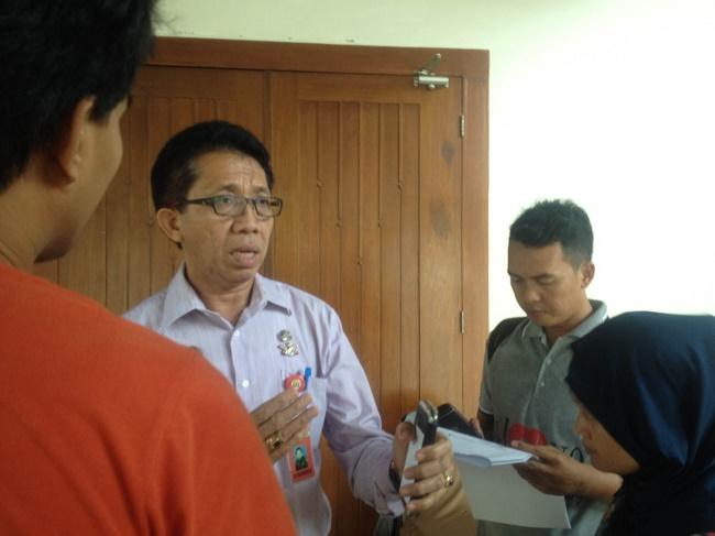 Kepala Dindikbud Kota Serang Akhmad Zubaedillah