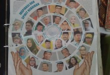 Radar Banten edisi 'Sang pemimpin'