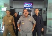 Ketua Bakor PKC Hifmi Nawawi bersama Gubernur Banten Rano Karno