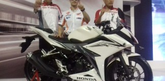 All New Honda CBR150R.