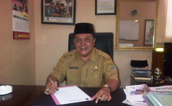 Asisten Daerah II Setda Kota Cilegon Tatang Muftadi
