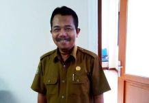Kepala Disnaker Kota Tangerang, Abduh Surahman.