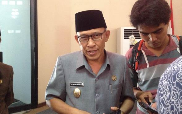 Wakil Walikota Serang, Sulhi.