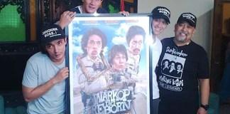 Film Warkop DKI Reborn: Jangkrik Boss! Part 1. Foto dok JPNN