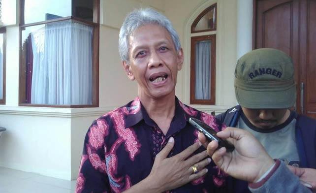 Komisaris PT BGD, Asmudji.