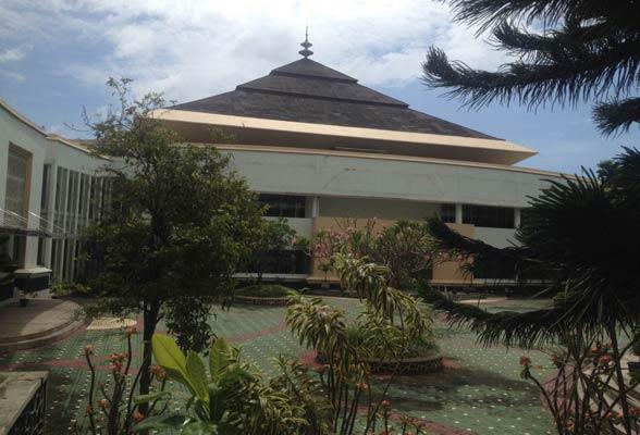 Gedung DPRD Banten