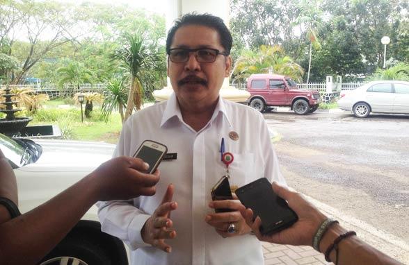 Kepala BLHD Provinsi Banten, Husni Hasan.