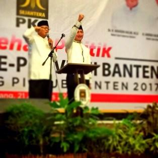 Wahidin-Andika-PKS