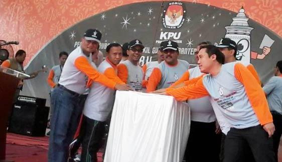 KPU Banten