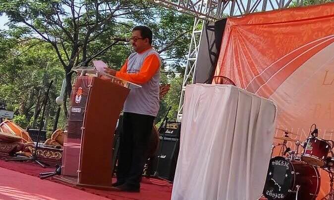Gubernur Banten Rano Karno
