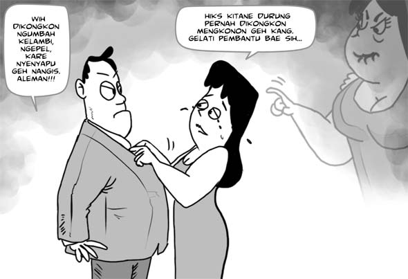 Love Story Mertua Kok Ikut Campur Sih Radarbantencoid