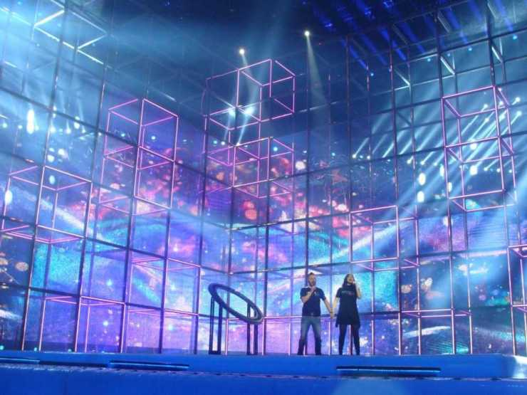 EUROVISION 2014. prima repetitie paula seling si ovi