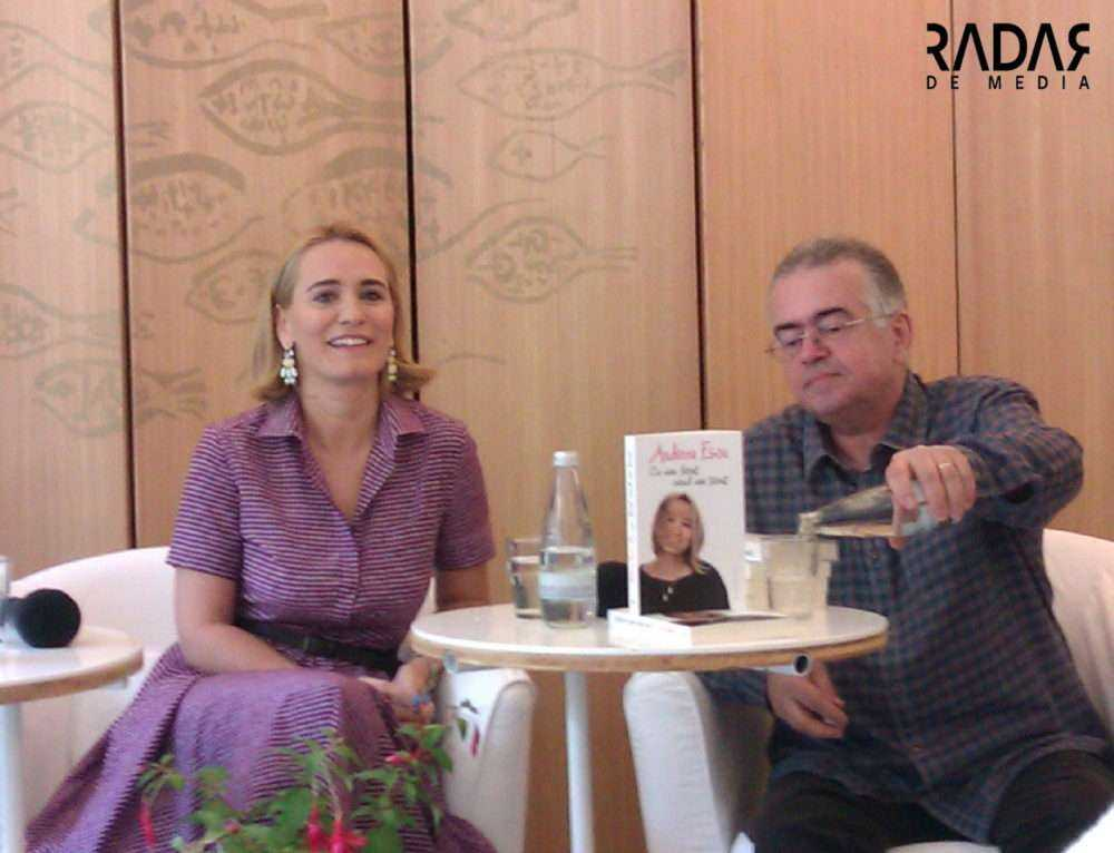 """Esca si Mihailescu Andreea Esca: """"Cel mai important e să rămâi legat de oameni. Singuri nu putem face nimic în viață"""""""