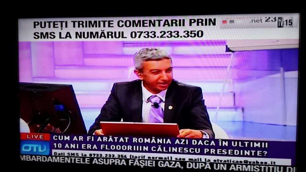 Dan Diaconescu Direct OTV Romania TV 9 Dan Diaconescu nu mai poate realiza OTV Live la România TV! Vezi decizia CNA