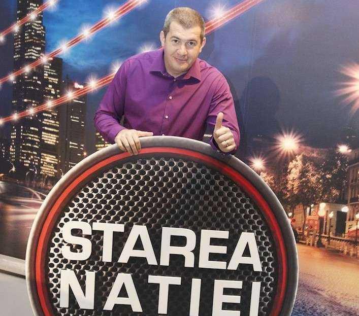 DRAGOS PATRARU STAREA NATIEI, TVR 1