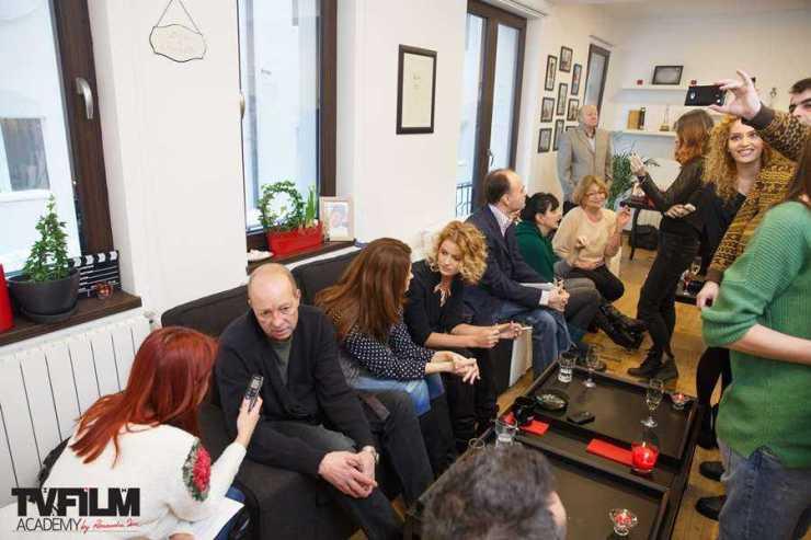 TV Film Academy By Ruxandra Ion