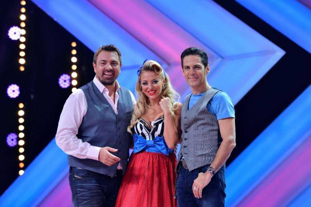juriu x factor2 Marea premiera X Factor, vineri la Antena 1. Care sunt noutatile?