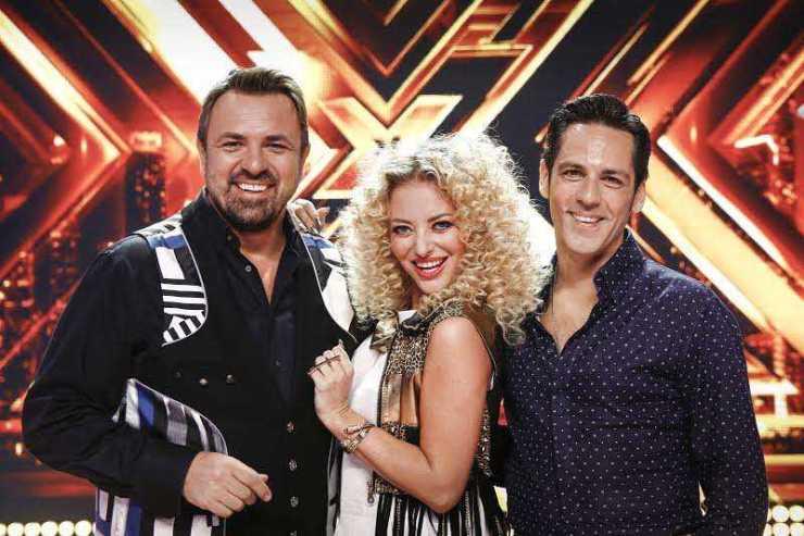 X Factor antena 1 (c) Gabriela Arsenie
