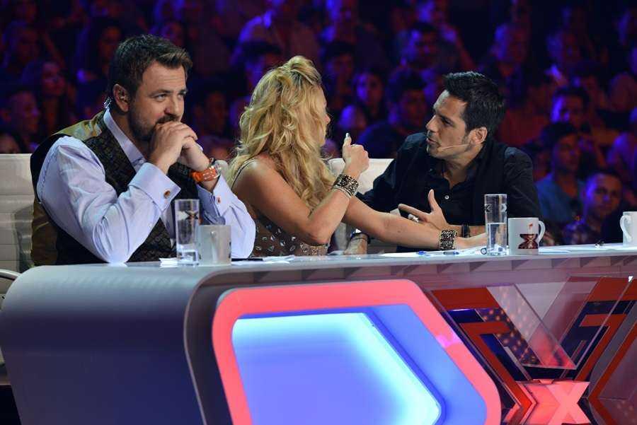 X Factor1 CIFRE si FOTO. Al doilea episod X Factor, audiente mari si voci de exceptie! Cine a fost locul I?