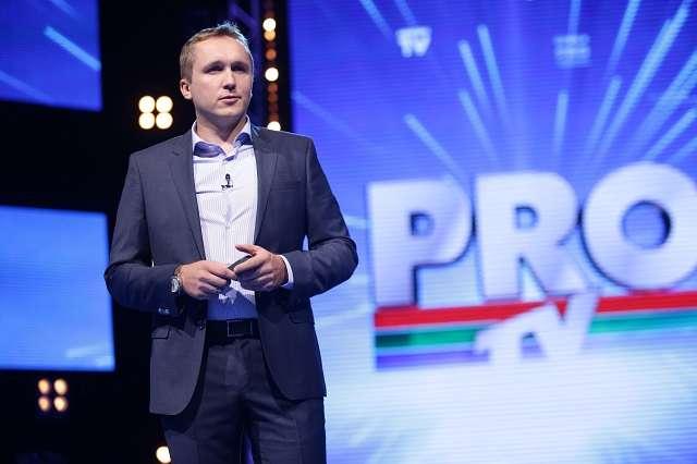 Aleksandras Cesnavicius, CEO PRO TV