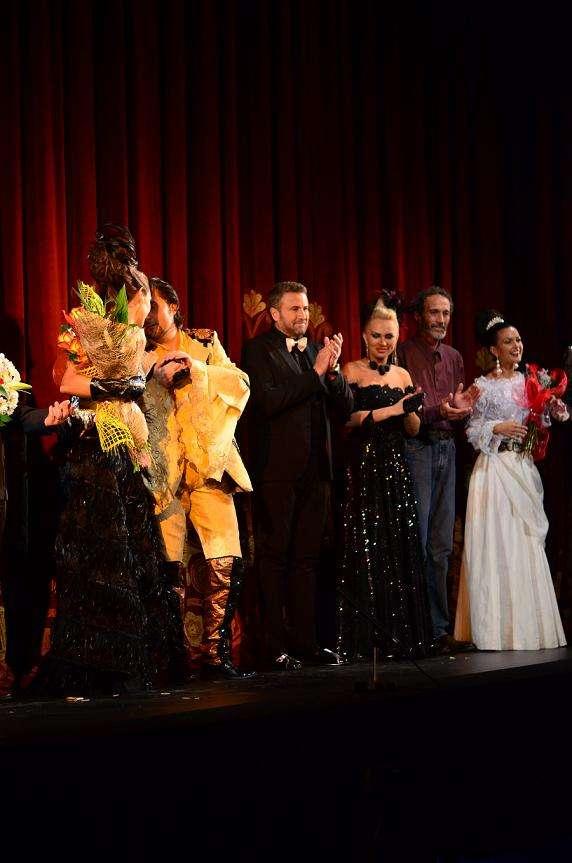 Catalin Botezatu pe scena Operei Romane Craiova (2)
