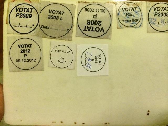 Serban Copot vot