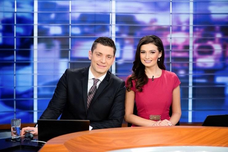 Olivia Paunescu si Valentin Butnaru