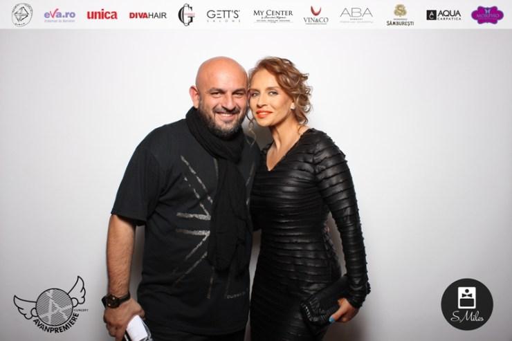 Alin Galatescu si Adina Halas
