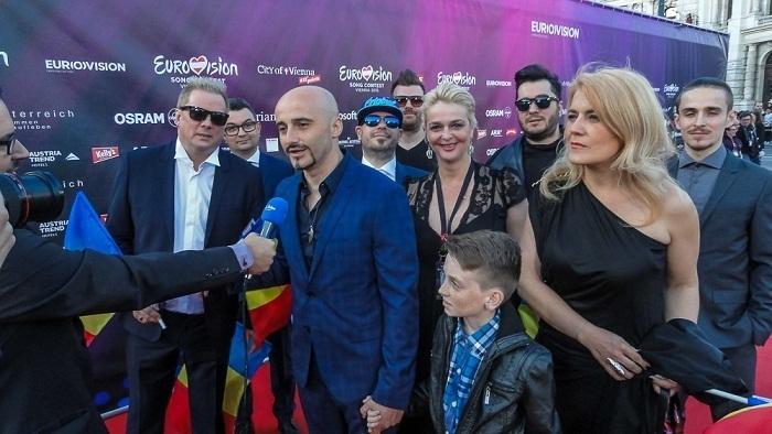 EUROVISION ceremonia de deschidere 2