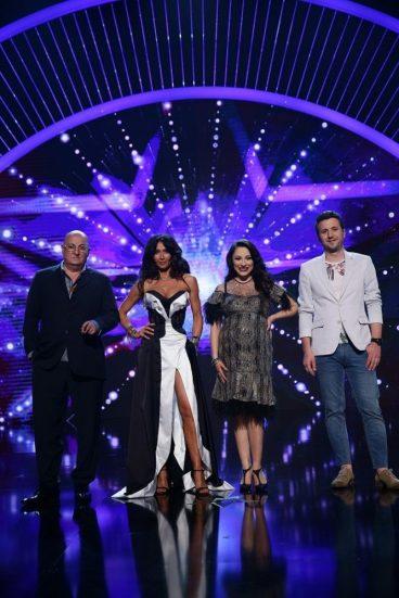 Juriu Romanii au talent - PRO TV