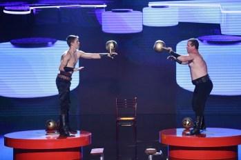 Mihail Chistol si Vasilii Truskov