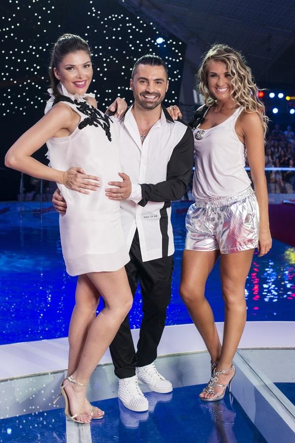SPLASH! VEDETE LA APA - Alina Puscas, Pepe, Diana Niculescu