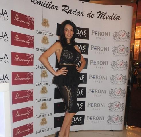 GALA PREMIILOR RADAR DE MEDIA 2013 (63) NICOLETA LUCIU