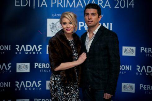 GALA PREMIILOR RADAR DE MEDIA 2014 (2) LAURA COSOI