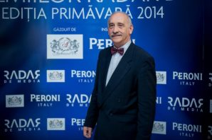 GALA PREMIILOR RADAR DE MEDIA 2014 (20) VICTOR RADULESCU