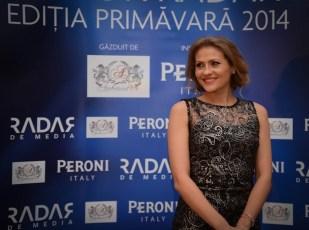 Mirela Boureanu Vaida PREMIILE RADAR DE MEDIA
